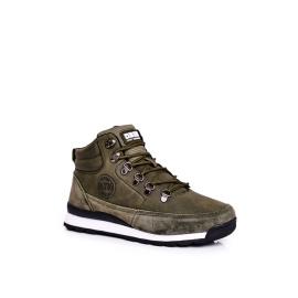 Women's Trekker Shoes Big Star Khaki GG274617