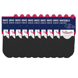 10PACK Ponožky Bellinda černé (BE491006-940)