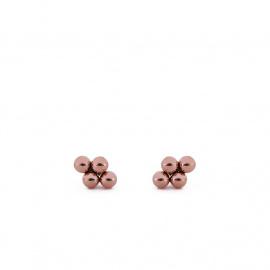 Minimalistické náušnice Vuch Irakli Rose Gold