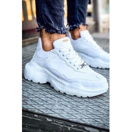 Fehér férfi cipők ZX0135