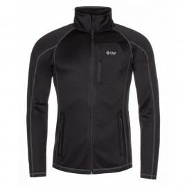 Men's sports sweatshirt Eris-m black - Kilpi