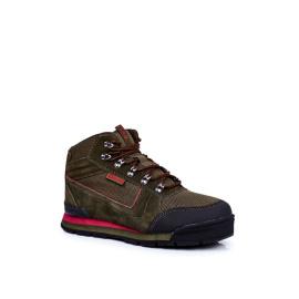 Men's Trekker Shoes Big Star Outdoor Khaki GG174200