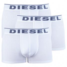3PACK férfi boxerek Diesel fehér (00ST3V-0JKKB-E4124)