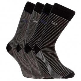 4PACK zokni CR7 többszínű (8180-80-12)