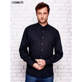 CERRUTI Fekete férfi ing