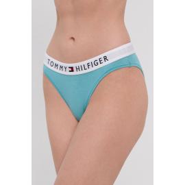 Dámské kalhotky Tommy Hilfiger modré (UW0UW01566 MSK) S