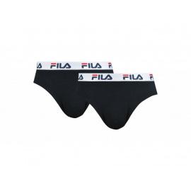 2PACK férfi nadrág Fila fekete (FU5015 / 2-200)