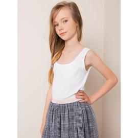 Fehér lány felső