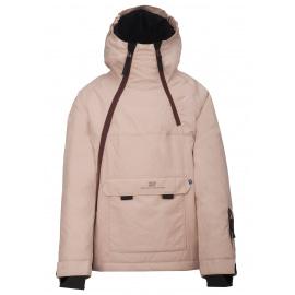 LILLHEM - ECO dětská 2L lyžařská bunda - dusty